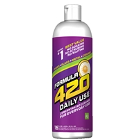 420 Daily Use Glass Cleaner.  16oz