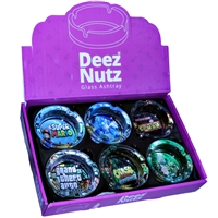 Deez Nutz Glass Ashtray Style 180