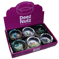 Deez Nutz Glass Ashtray Style 182