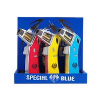Special Blue Avenger Torch Assorted Colors – 6ct Display