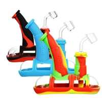 Ooze Steamboat Silicone Water Pipe