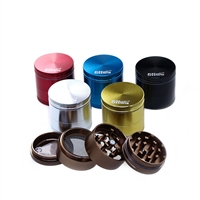 Sharper Grinder 4 Piece 40mm  Aluminum