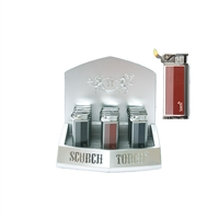 Scorch 61421-1 Pipe Lighter Regular Flame (12 Per Display)