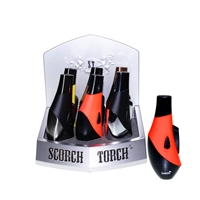 Scorch Torch 61547-1 Easy grip 2 Flame (6 Per Display)