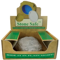 Safe Can, Stone.
