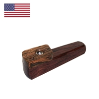TWP9 Tobacco Wooden Pipe With Screen